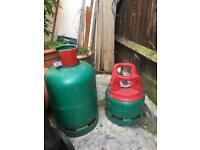 Patio Gas 13kg and 5kg empty