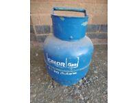 4.5 kg Butane Calor Gas bottle (blue)