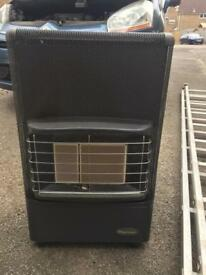 Portable gas heater no bottle