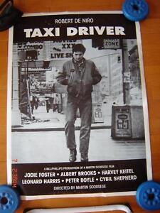 Vintage Movie Posters - Taxi Driver, Cape Fear, Boyz, Prom Night