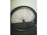 front wheel - ready to ride - all in one - wheel, innertube, tyre - 26inch