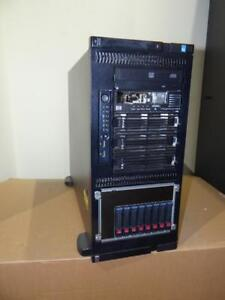 HP ML350 G6 LFF Enterprise Server 2X X5650 2.66GHz  12-Cores 64GB-RAM 8X300GB -SAS P410/RAID 2PSU TOWER