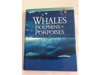 Whales, Dolphins and Porpoises hardback book