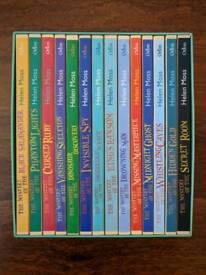 Adventure Island by Helen Moss 14 book box set