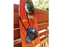 8 Ball Wakeboard excellent condition sandal bindings £45.00