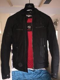 Furygen serpico Textile motorbike jacket