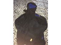 SUPERDRY coat balck