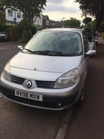 Spares and repairs Renault Scenic 2006