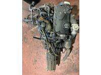 Audi A4 B6 1.9 TDI PD130 Engine Gearbox Turbo Ancillaries