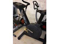 Commercial grade pulse pursuit exercise bike - gym