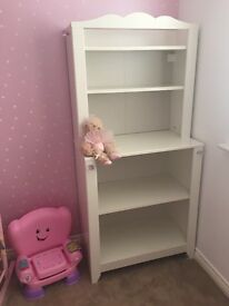 Ikea nursery range white