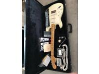 Fender custom shop Jimi Hendrix Guitar