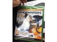 Xboxone overwatch brand new