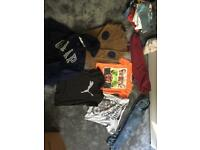 Boys clothes bundle