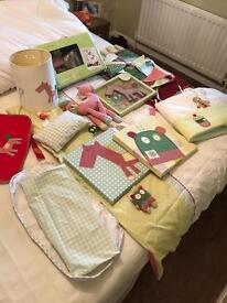Mamas & Papas nursery room set