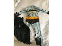 Batman dressing up costume