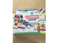 Ultimate easel set - never opened
