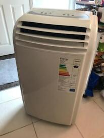 portable air conditioner very economical cost effective energy rating A