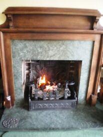 Fire Mantel
