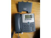 cisco SPA504G VolP phones (last time use were working, cannot test them at home)RRP £75 each
