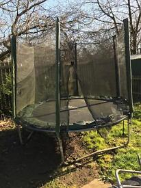Plum 9ft trampoline