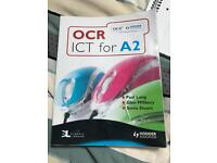 OCR ICT Textbook
