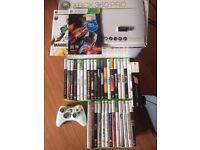 Xbox 360 30 + games