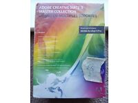 Adobe Creative Suite 3 Master Collection Mac SPANNISH