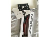 C2 red leopard hair straightener brand new rrp £75