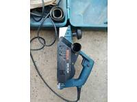 Bosch professional planer does rebate as well complete with dust bag and case collection Mansfield