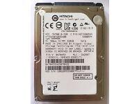 Hitachi 320GB 2.5 SATA