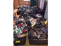 JOB LOT 500 + SHOES TRAINERS BOOTS
