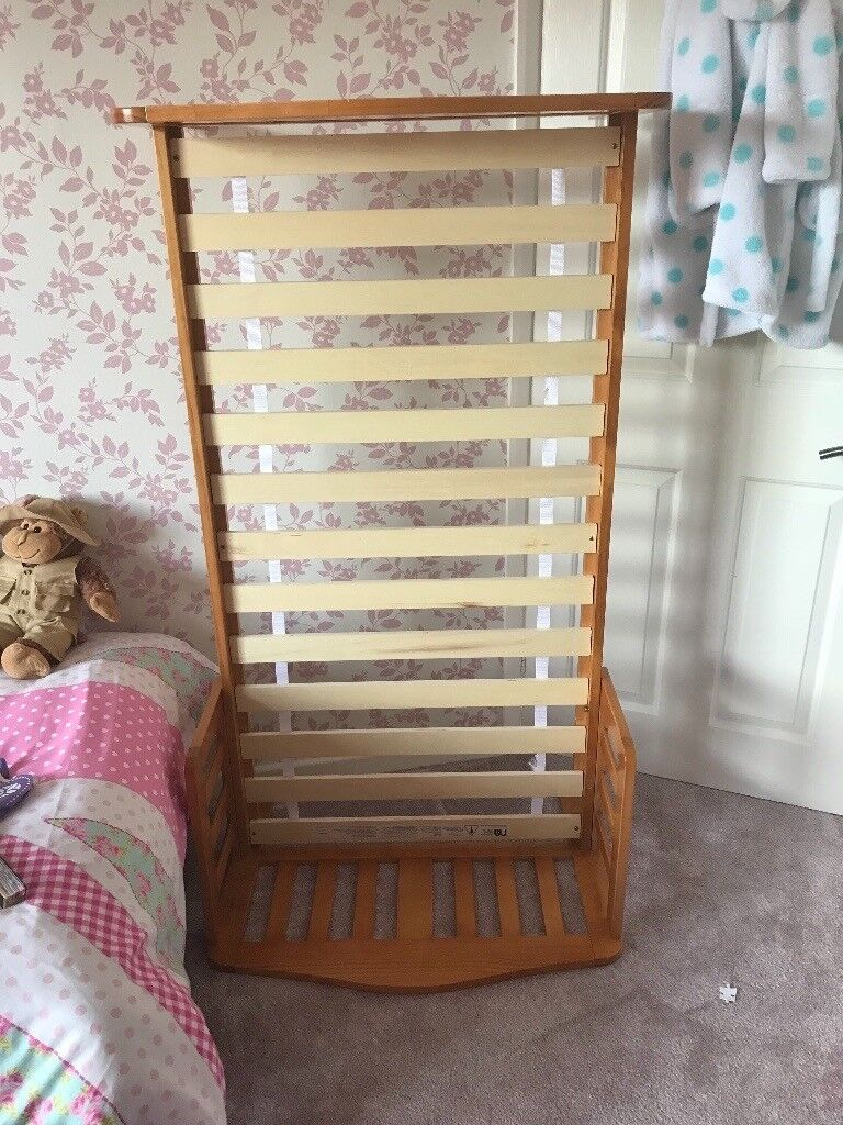 Mothercare Pine Toddlers Bed