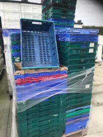 Plastic trays / baskets