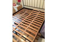 Hasena made King size bed £60 ono