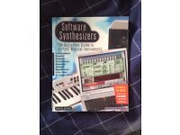 Software Synthesizers: The Definitive Guide to Virtual Musical Instruments, (WITH CD)