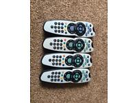 Sky Remote Controllers