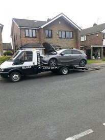 Manchester car recovery & delivery. Call 07752125642