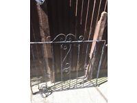Garden/drive gates (iron gates)