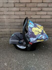 Cosatto baby car seat