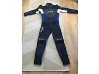 2 Mares Evolution 5mm Wet Suits - Full Suit plus Shorty & Hood
