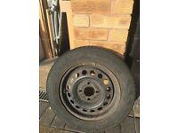 Spare Wheel 155/70/R13