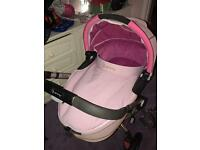 Quinny Buzz 3 in Roller Pink