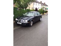 Jaguar S-type 2.7 diesel 2006 - great condition