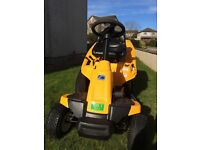Cub Cadet Ride-On Mower - As new never used
