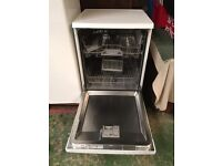 18 mouth old Bosch dishwasher, great condition