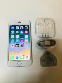 Mint condition Iphone 6 16Gb Unlocked Silver