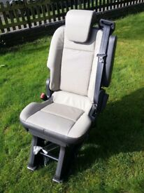 2016 Ford Transit van leather multi-function folding single seat