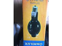 Omnilux UV 400w lightbulb