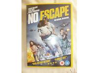 NO ESCAPE DVD